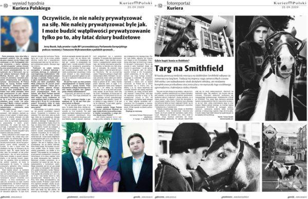 smithfield horse market tearsheet