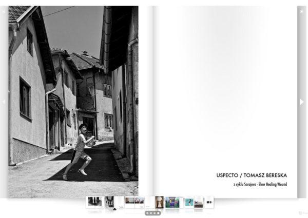 running boy in Sarajevo
