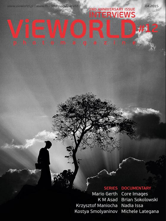 Viewworld magazine cover