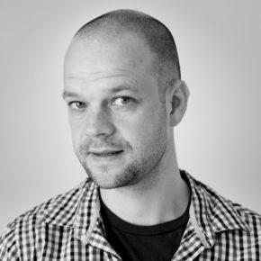 Krzysztof Maniocha portrait