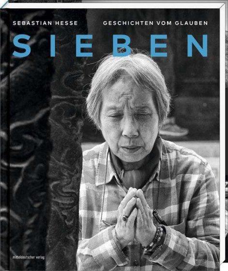 book cover Sebastian Hesse Sieben