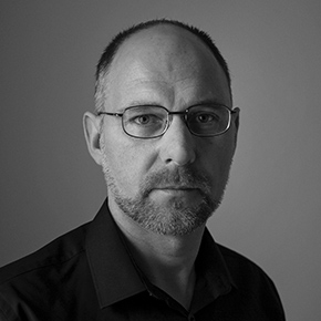 Tom Szustek portrait