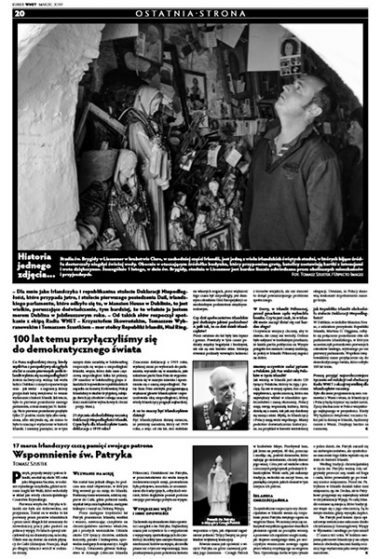 page from Kurier Wnet March 2019
