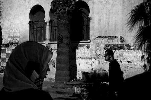 Street scene, Sousse