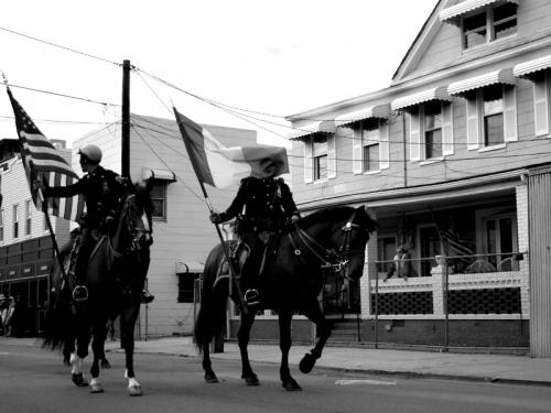 St Patricks day Parade, New York,