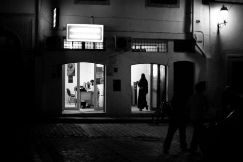 Street scene in Kairouan