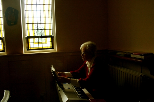 Member of Sisters of Mercy convent
