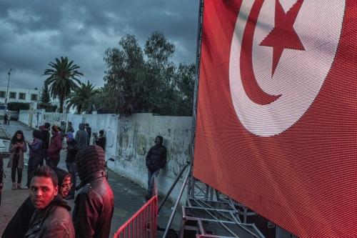 1. 6th anniversary of Tunisian Revolution-local festival in Sidi Bouzid