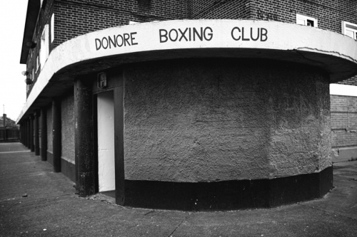 St.Teresas-Gardens-Donore Boxing Club
