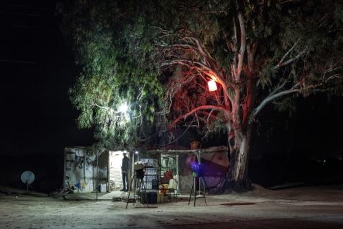 19. Makeshift petrol station, outskirts of Regueb