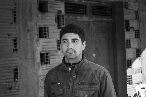 33. Walid, 35, Bsc in biology, without stable employment since 2011