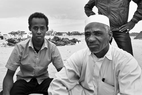 Refugees, Choucha/Shousha refugee camp