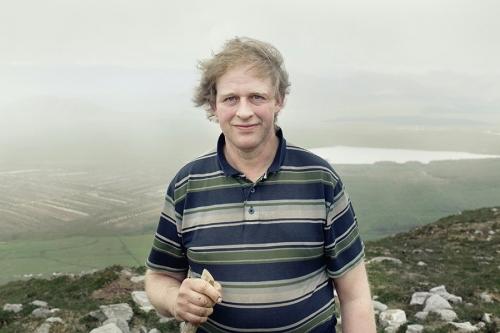 Jimmy, Croagh Patrick pilgrim