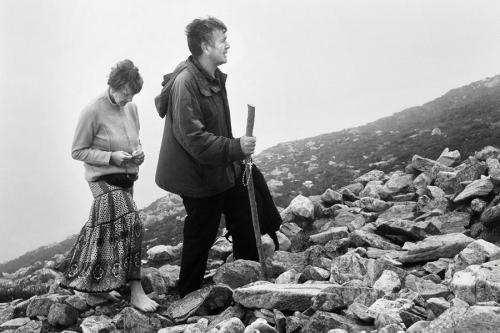 Croagh Patrick pilgrimaget