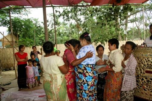Spirit festival, Mandalay, Myanmar