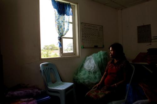 Business Kind Myanmar is a small community-based NGO, Myanmar