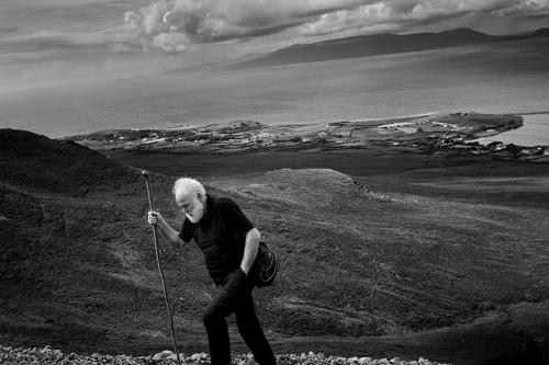 Croagh Patrick pilgrim climbs