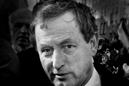 Taoiseach Enda-Kenny-at-the-day-when-he-took-his-office